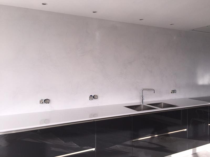 Keuken Met Beton : Een betonnen aanrechtblad voor een robuuste look